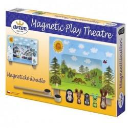 Magnetischer Theater-Maulwurf