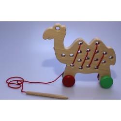 Kamel zum Fädeln