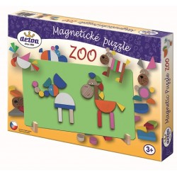 Magnetpuzzle ZOO