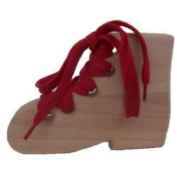 Holz Schuh