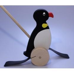 Pinguin klatschen