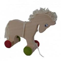 Pferd zum Ziehen