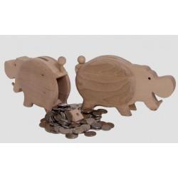Hippo small safe
