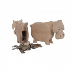 Cow small safe