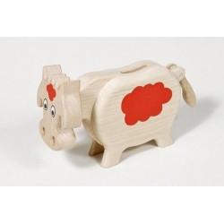 Kuh kleine sichere Farbe