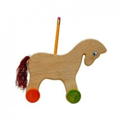 Horse holder for pencils