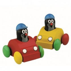 Mole toy car