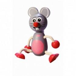 Maus mit Feder